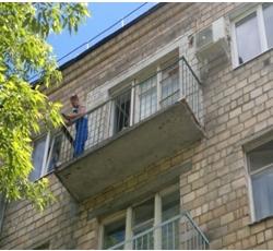 Остекление балкона в хрущевке остекление окон пвх в рассрочк.
